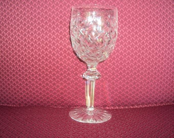 Waterford Crystal Stemware, Wine goblet