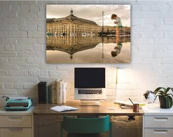 Limited edition / Large Scale Art Print · Unique · 70x50 · Photograph / France / Guigurui / Photography