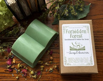 Forbidden Forest Bar Soap