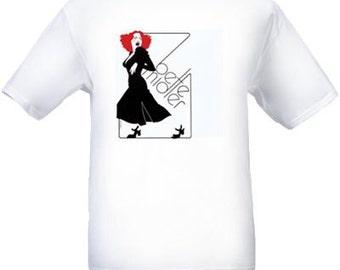 Bette Midler   The Divine Miss M    Fabulous Tee Shirt