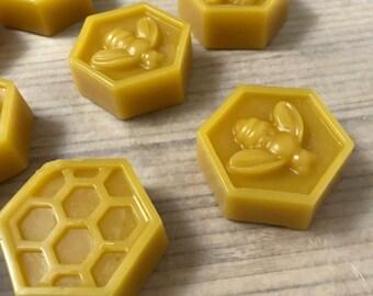 Beeswax Blocks, Raw bees wax, Beeswax, Candle making Wax, Natural Wax, Crafting wax, Tennessee wax, Woodworking