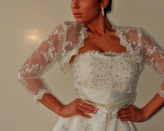 Wedding dress /Prom By LauraG-crystals.com