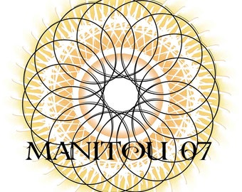 Color Mandala 4