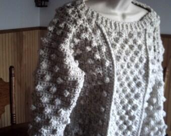 Celtic Irish Aran Fisherman Sweater with 15.00 discount