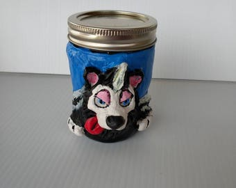 Skunky Stash Jar