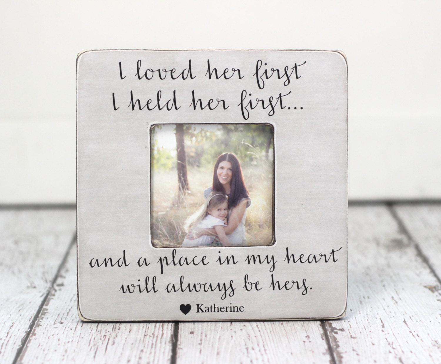 zoom - Mother Daughter Picture Frame