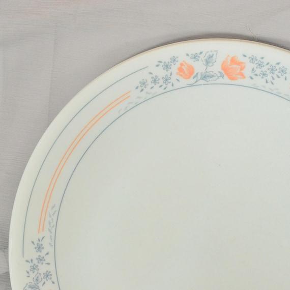 & Corelle Apricot Grove Plates. Corelle Dinner Plates. Corning