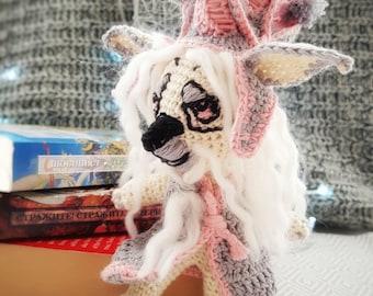 "Handmade doll collection ""Hatdogs""-model Fnufko"