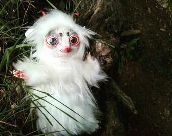 White Forest Spirit