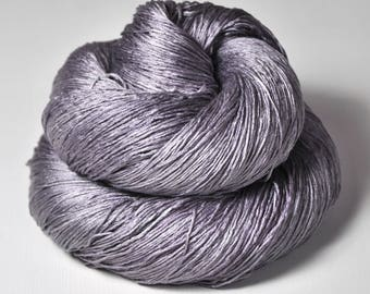 Withering lupin - Silk Lace Yarn