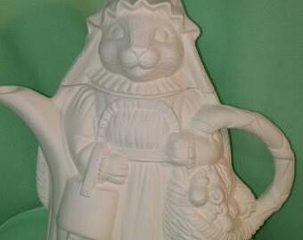 Filly Teapot Rabbit