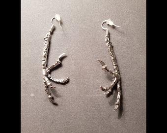 Bird Talon Earrings