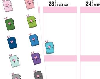 TN Planner Stickers, TN Stickers, Plan Next Week Stickers