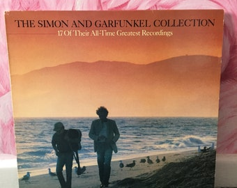 The Simon and Garfunkel Collection '17 of their all-time greatest recordings' vinyl