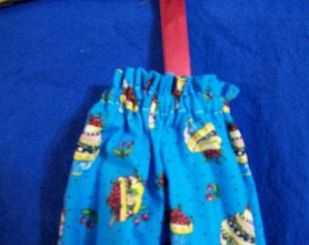 Sale 20% Off CHERRIES Mary Engelbreit Bag Bag plastic bag holder dispenser