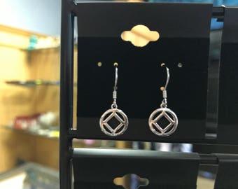 NA Sterling Silver Earrings
