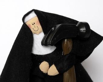 Sister Renovata, the D.I.Y. nun