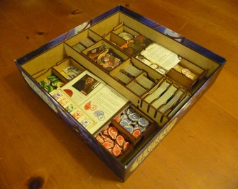 Eldritch Horror Box Organizer