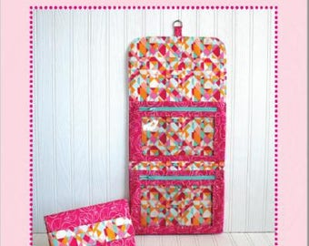 Stitchin Sisters Tuck and Travel Bag Pattern