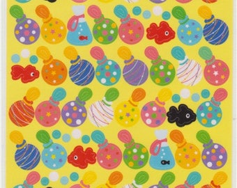 Water Balloon Stickers - Reference C6507-09