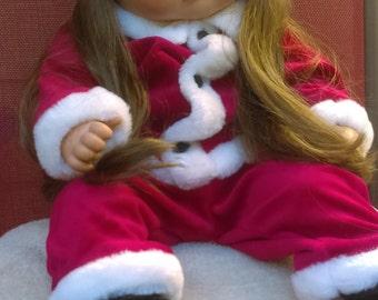 Santa's Little Helper! Berenguer Reborn