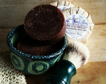 Buccaneer Bay 'What's On Tap' Beer Shaving Soap