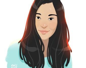 Custom Portrait / Cartoon / Custom Illustration