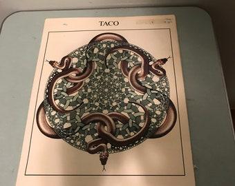 M.C. Escher Posterbook Taco