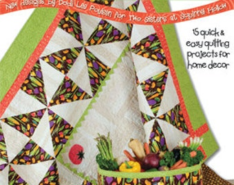 Fresh from the Garden - Quilt Pattern Book