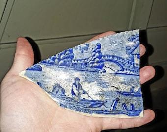 Irish sea pottery found on the foreshore of Ireland