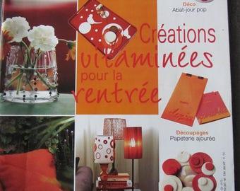 """Ideas magazine"" Magazine - Home Decor - September/October 2007"