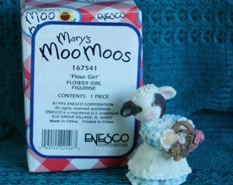 Mary's Moo Moos FLOUR GIRL # 167541 NIB