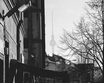 Berlin Morning, Germany - Digital fine art photography print