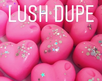 6 Snow Fairy Lush Dupe Type Soy Wax Melts