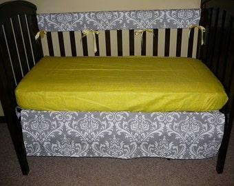 Premier Prints Ozborne Crib Coordinates