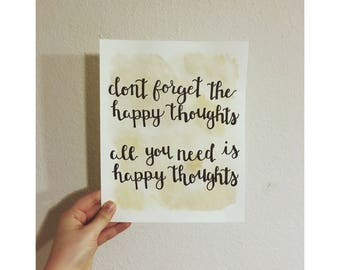 Happy Thoughts (Chance the Rapper)