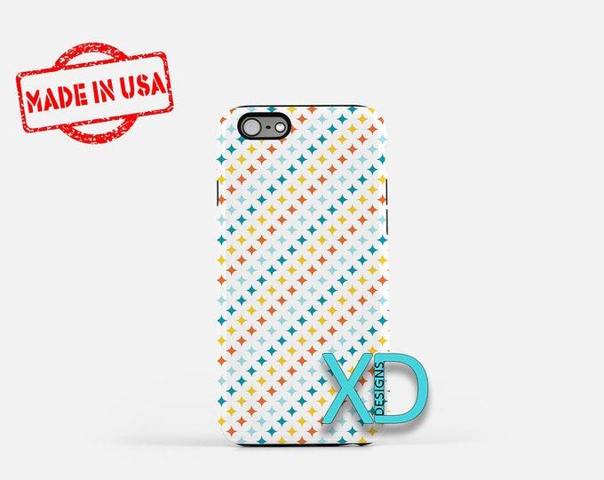 Starlight Phone Case, Starlight iPhone Case, Twinkle iPhone 7 Case, Blue, Orange, Twinkle iPhone 8 Case, Starlight Tough Case, Clear Case