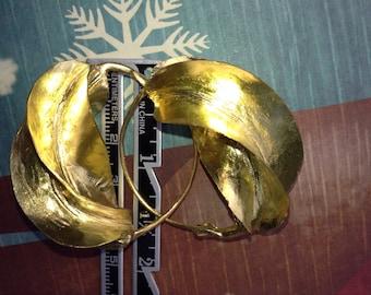 Fulani earring 1.5 in