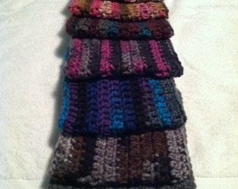 Crochet Cozy Neck Warmer