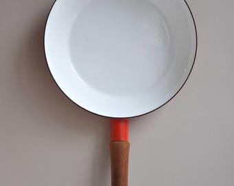 Dansk Red Kobenstyle Saute or Paella Pan - Choice