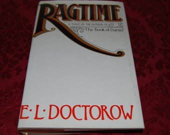 Ragtime by E.L. Doctorow First Edition