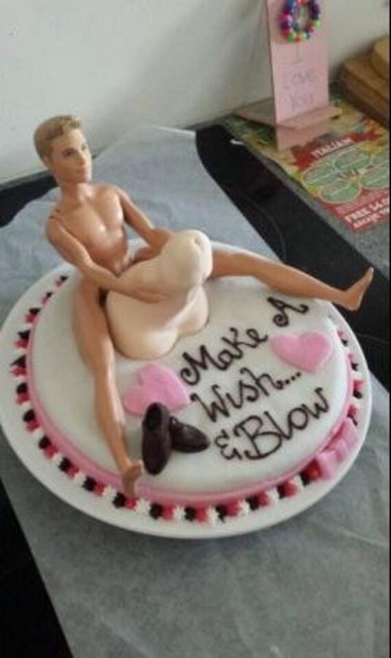 Bilderesultat for penis cakes