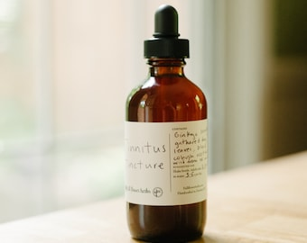 Custom Blend Herbal Tincture for pregnancy, nursing, and other conditions