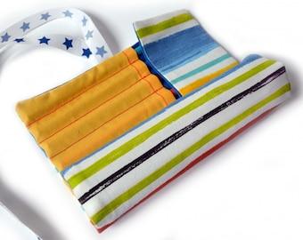 Multicolored stripes Kit