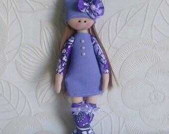 Interior doll,textile doll,soft doll,soft toy,cute doll,balerina doll,toy for baby,cloth doll,home decor,handmade doll,play doll,tall doll.