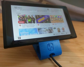 Nintendo Switch Charging Stand | Gaming | Video Game | 3D Printed | Mario | Zelda |