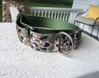 "The Diesel 1.5"" Martingale Collar"