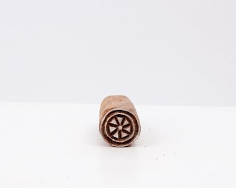 50% off Wood Stamp 29c