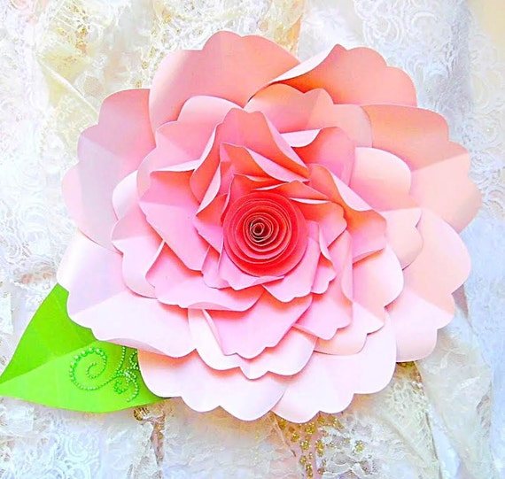 Diy large paper flower tutorial with templates rosette paper diy large paper flower tutorial with templates rosette paper flower backdrop giant flowers svg cut files large paper flowers from catchingcolorflies on mightylinksfo