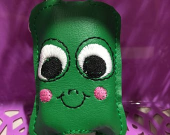 Froggy 1 ounce Hand Sanitizer Holder
